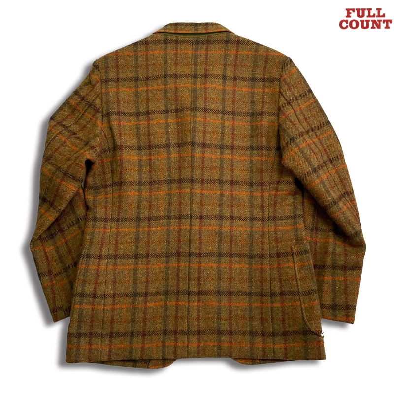 TWEED SACK JACKET 2691