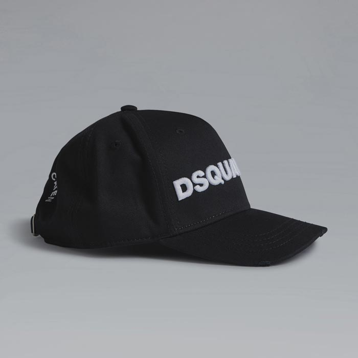Dsquared2 Embroidered Baseball Cap (S82BC0028)