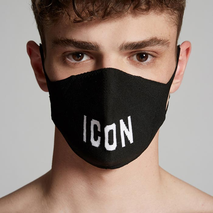 DSQUARED2 (ディースクエアード) / 「S82MA0004」 ICON Face Mask