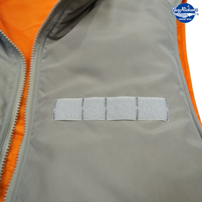WILLIAM GIBSON/PCU LEVEL7 VEST THINSULATE FILLED:GRAY