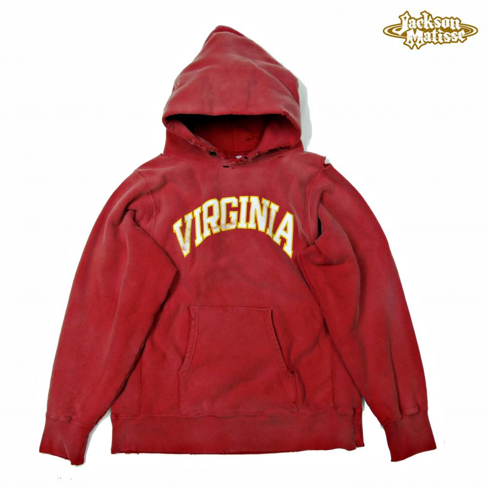 VIRGINIA Parka;RED