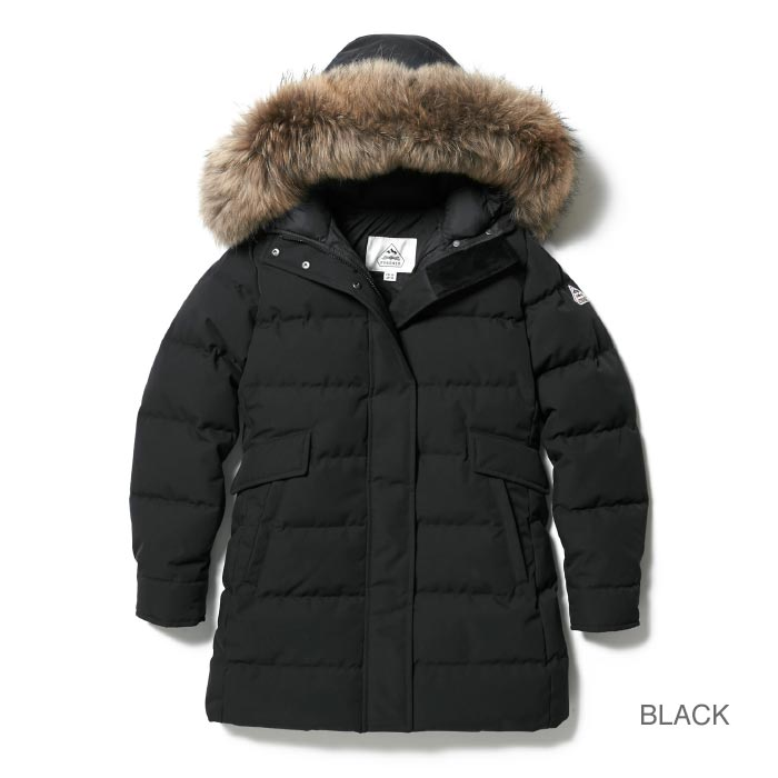 PYRENEX GRENOBLE JACKET(HWM004) BLACK
