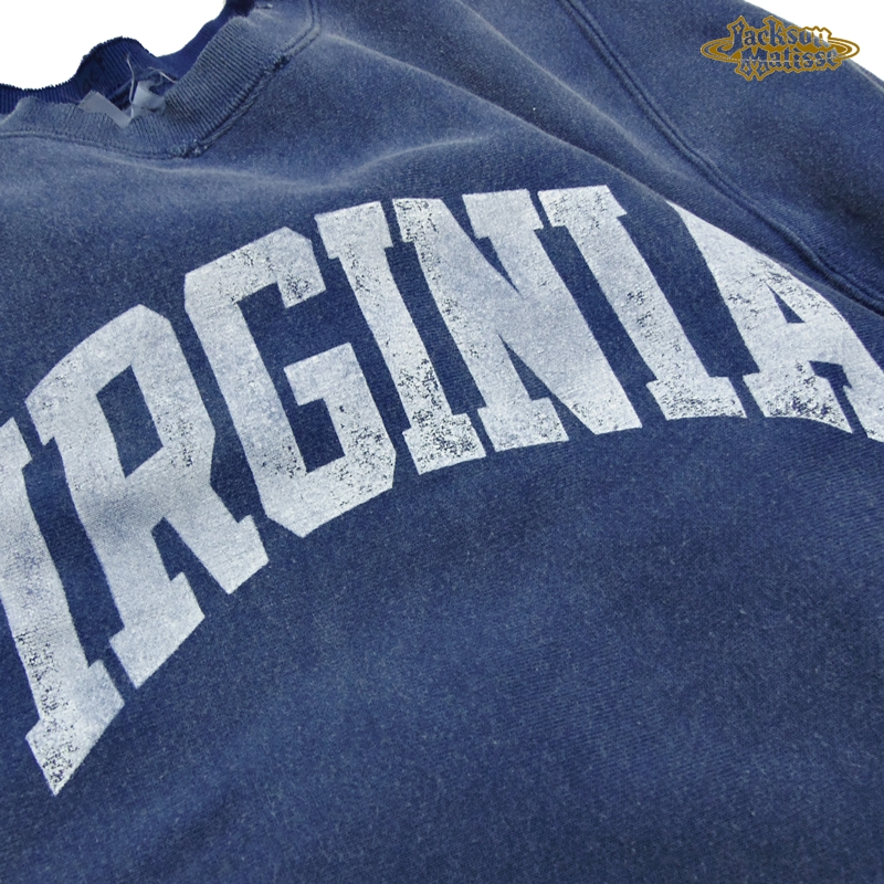 VIRGINIA Sweat:NAVY