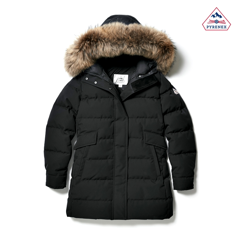 GRENOBLE JACKET:BLACK