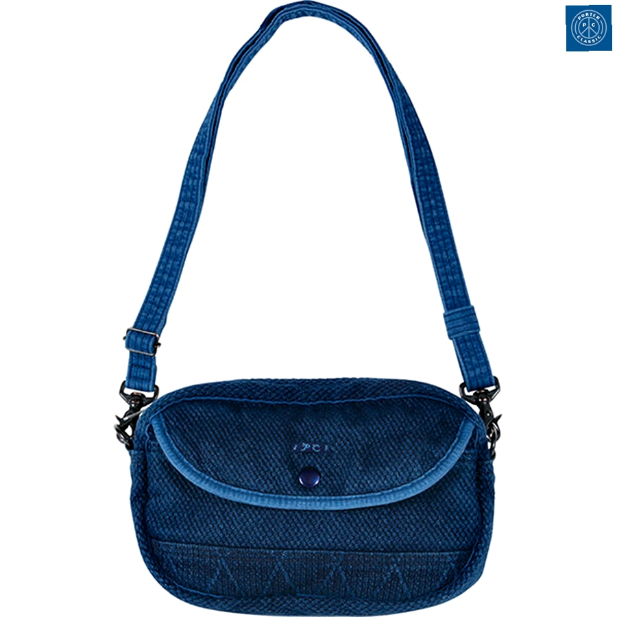 PC KENDO SHOULDER BAG S -BLUE-