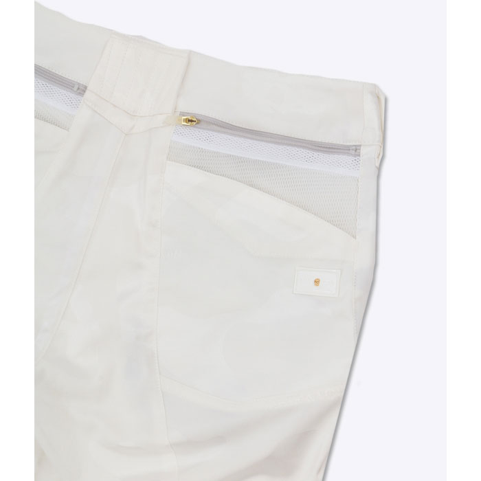 GAGE FCN PANTS white